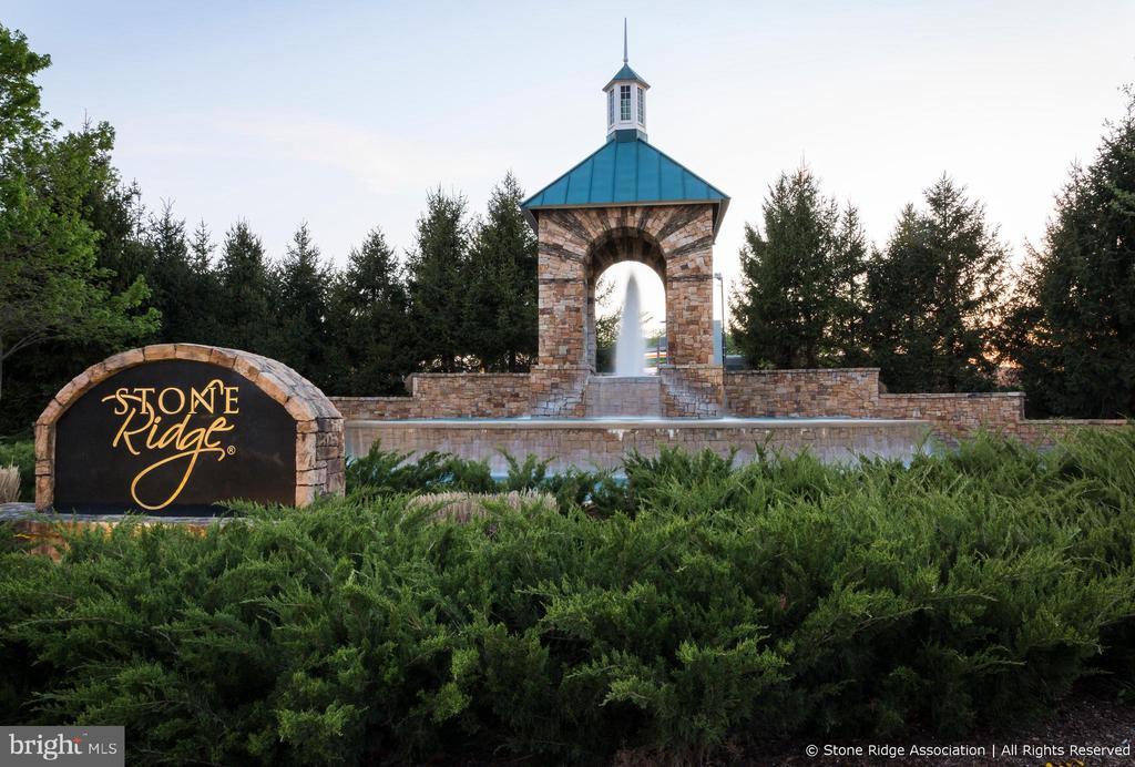 Sought-after amenity-rich Stone Ridge neighborhood - 41959 ZIRCON DR, ALDIE