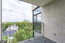 Open Balcony - 3217 WISCONSIN AVE NW #7C, WASHINGTON