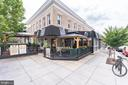 Plenty of dining options across the street - 3217 WISCONSIN AVE NW #7C, WASHINGTON