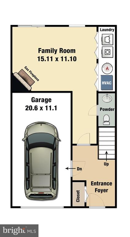 Lower Level Floorplan - 210 GOLDEN LARCH TER NE, LEESBURG