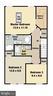 Upper Level Floorplan - 210 GOLDEN LARCH TER NE, LEESBURG