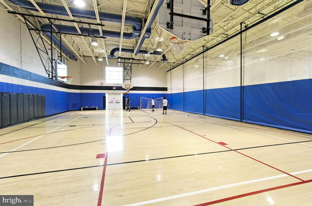 Fitness, Racquetball Courts and Gym - 44043 CHOPTANK TER, ASHBURN