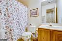Upstairs full bath - 10908 C E O CT, FREDERICKSBURG