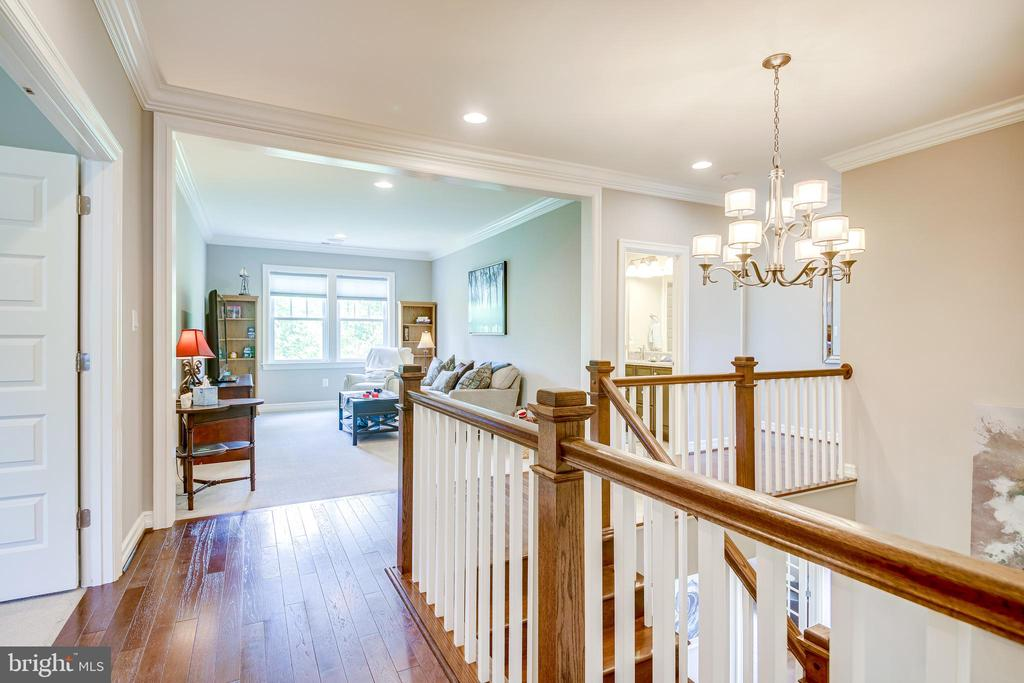 Upper Level Hall - 41062 LYNDALE WOODS DR, ALDIE