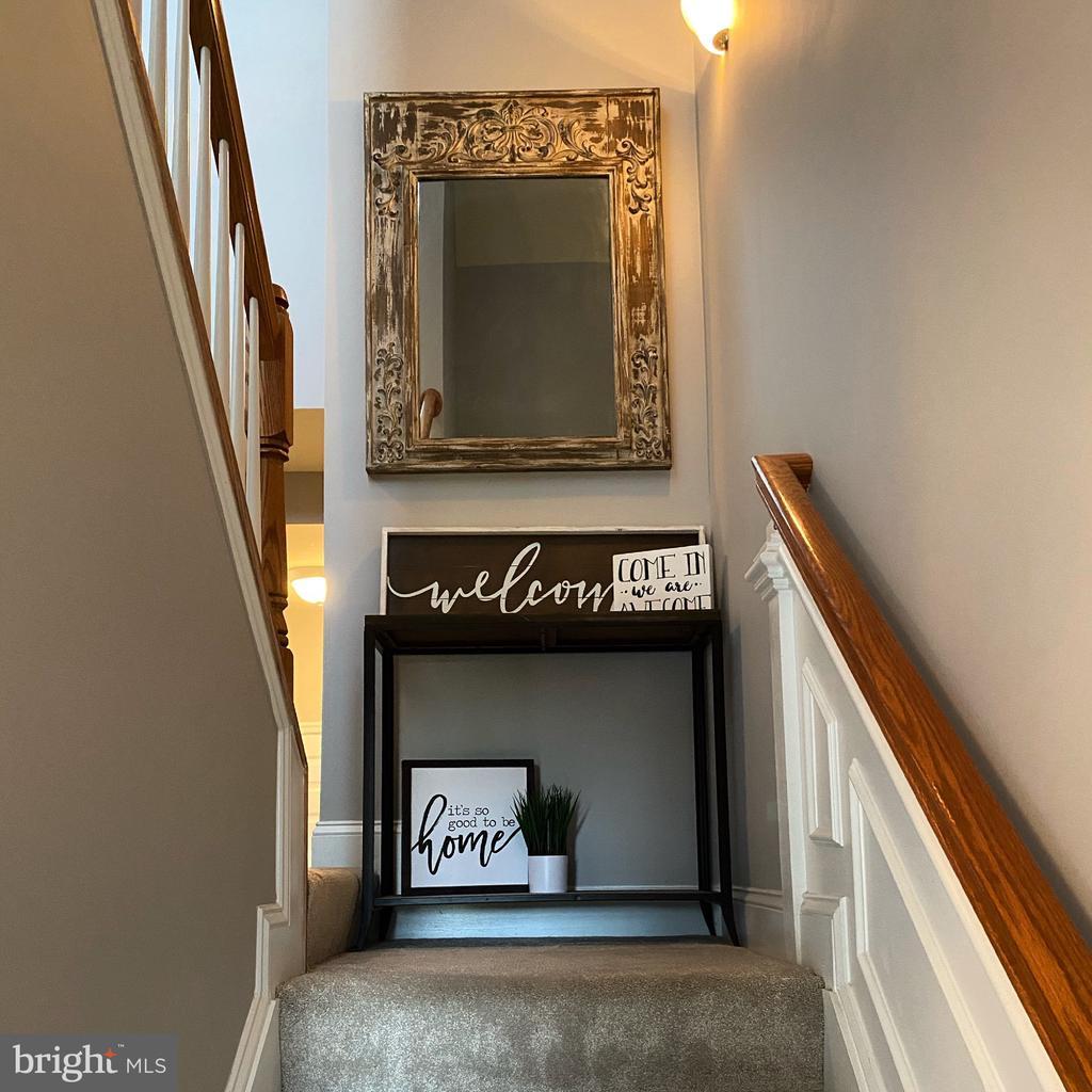 Entrance foyer - 20648 SIBBALD SQ, ASHBURN