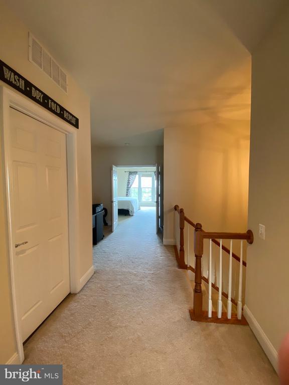 Hallway upper floor - 20648 SIBBALD SQ, ASHBURN