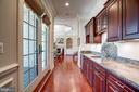 Owners Suite Wet Bar or Morning Kitchen - 8334 ALVORD ST, MCLEAN
