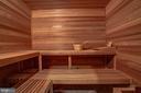 Pristine Dry Sauna - 8334 ALVORD ST, MCLEAN