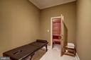 Private Massage Room - 8334 ALVORD ST, MCLEAN