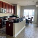 Kichennette dining area and kitchen - 20648 SIBBALD SQ, ASHBURN