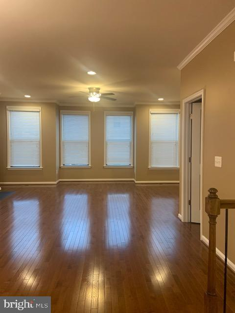 Looking into dining and living rooms - 42426 DOGWOOD GLEN SQ, STERLING
