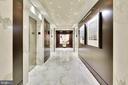 Elevator Hallway - 1111 19TH ST N #1909, ARLINGTON