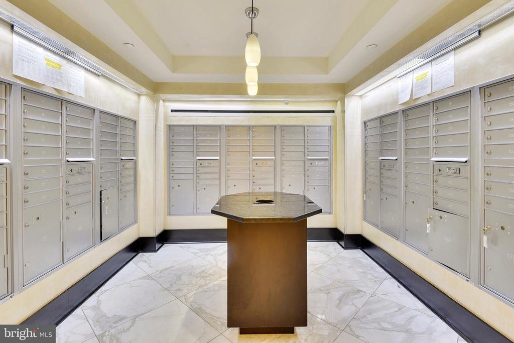 Mailroom - 1111 19TH ST N #1909, ARLINGTON