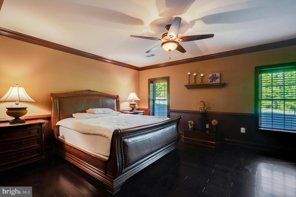 Lower level bedroom - 147 STEFANIGA FARMS DR, STAFFORD