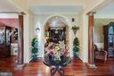 Welcoming foyer entrance - 147 STEFANIGA FARMS DR, STAFFORD