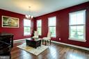 Main-level dining room - 42238 PALLADIAN BLUE TER, BRAMBLETON