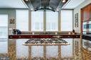 kitchen island with cooktop - 42238 PALLADIAN BLUE TER, BRAMBLETON