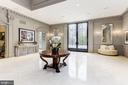 Front Entry to Reception Room - 2221 30TH ST NW, WASHINGTON