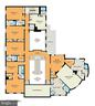 Second Level Floor Plan - 2221 30TH ST NW, WASHINGTON