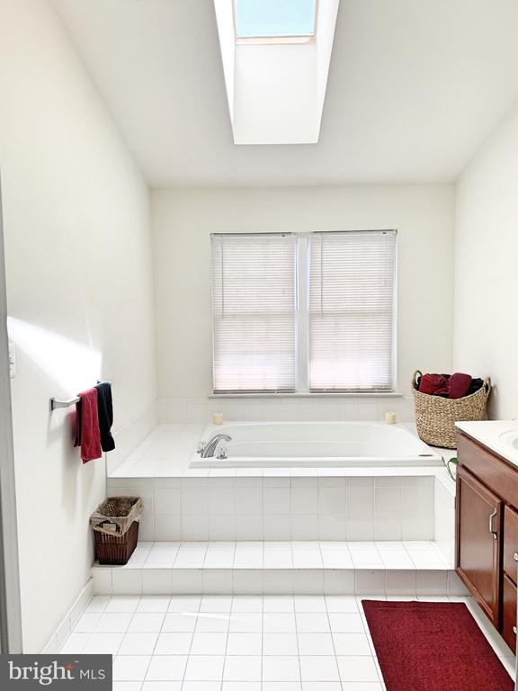 Master Bathroom - 25216 WHIPPOORWILL TER, CHANTILLY