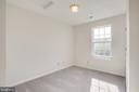 Upper Level Bedroom #3 - 11317 WYTHEVILLE LN, FREDERICKSBURG