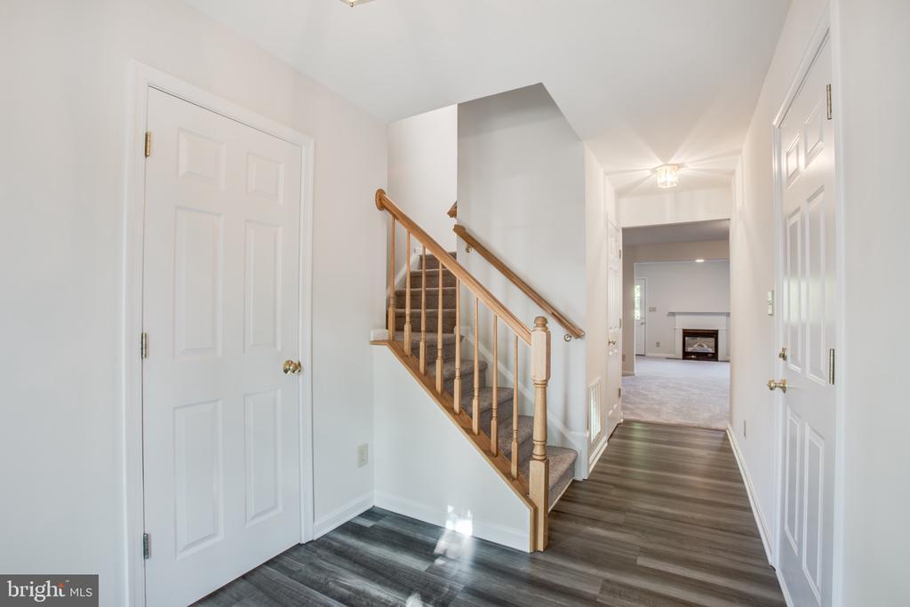 Lower Level Provides Access to Garage - 11317 WYTHEVILLE LN, FREDERICKSBURG