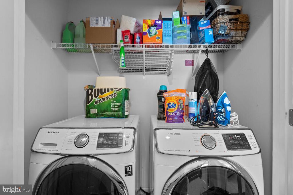 Laundry Room - 23636 SAILFISH SQ, BRAMBLETON