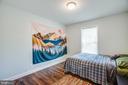 Third bedroom - 6300 TAVERNEER LN, SPOTSYLVANIA