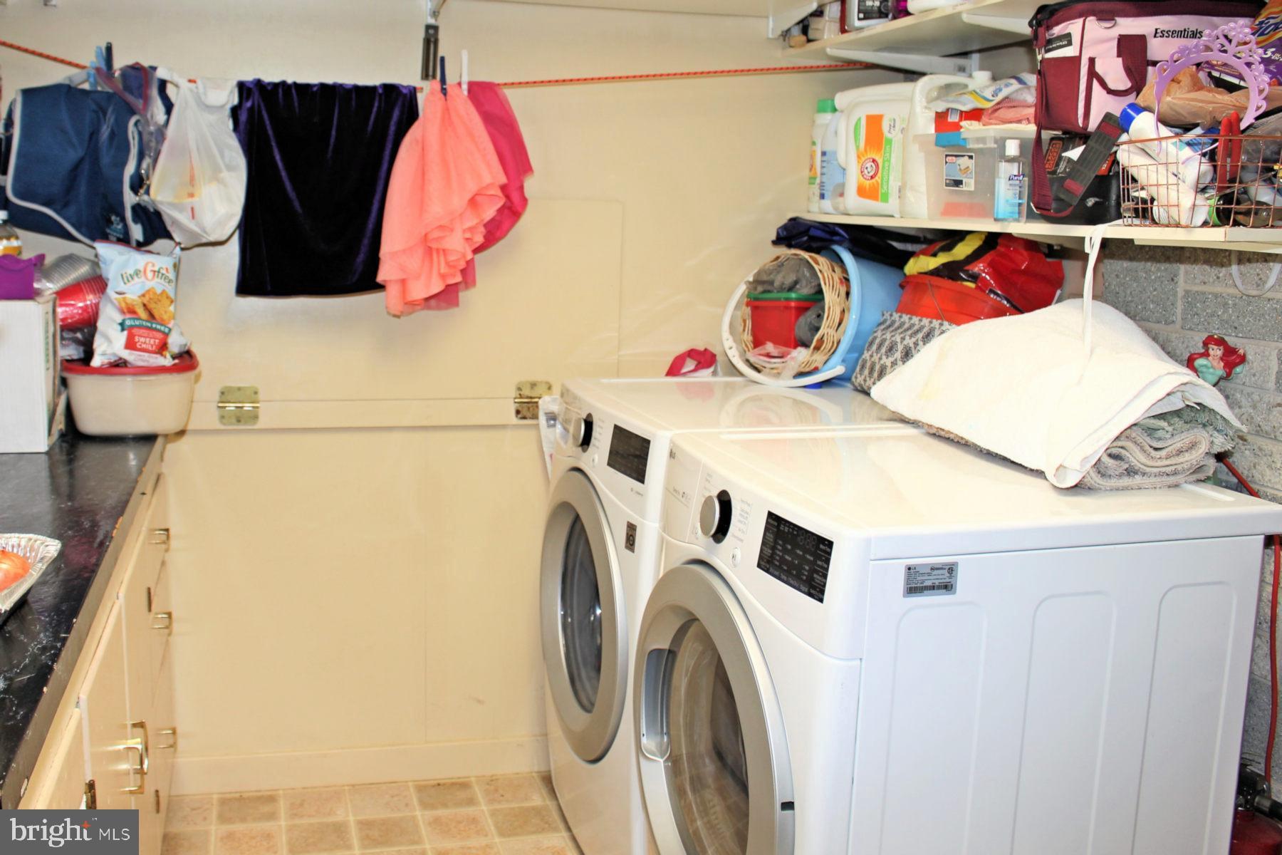 Laundry-1st Floor