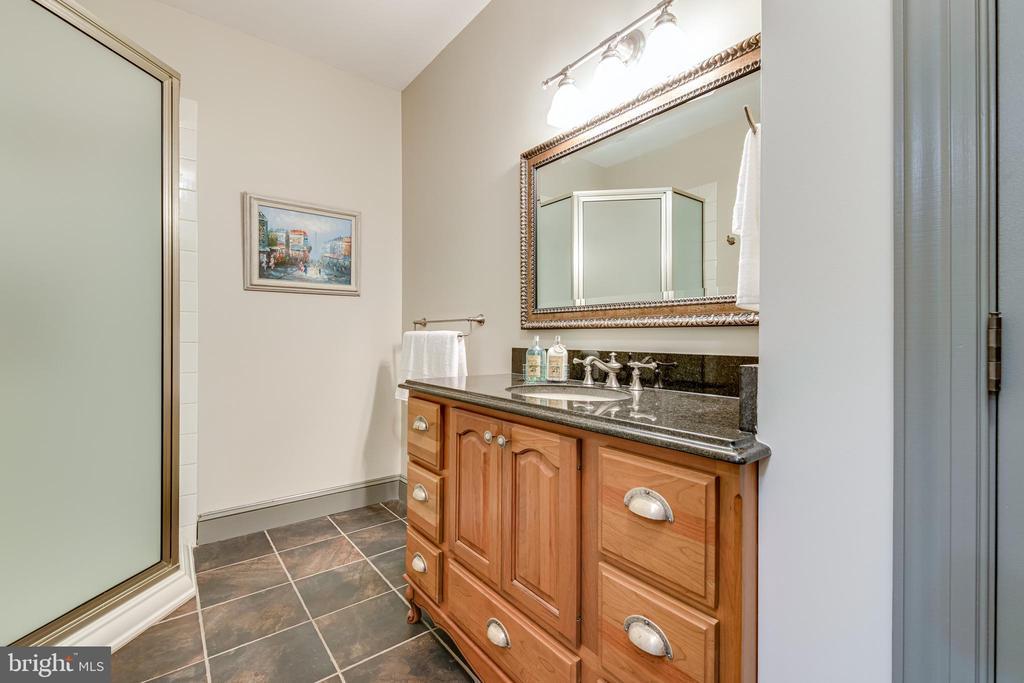 Lower level full bathroom - 1904 MALLINSON WAY, ALEXANDRIA
