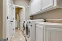 Laundry room/Mudroom - 1904 MALLINSON WAY, ALEXANDRIA