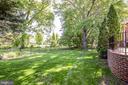 Backyard - 1904 MALLINSON WAY, ALEXANDRIA