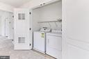 Convenient Washer & Dryer Upstairs! - 42329 CAPITAL TER, CHANTILLY