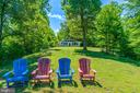 Lots of backyard space for entertaining, sports - 5898 COVE HARBOUR, KING GEORGE