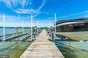 3 Boat lifts and 1 Jet Ski Lift - 5898 COVE HARBOUR, KING GEORGE