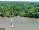 594.52 ft of water frontage on Potomac Creek - 5898 COVE HARBOUR, KING GEORGE