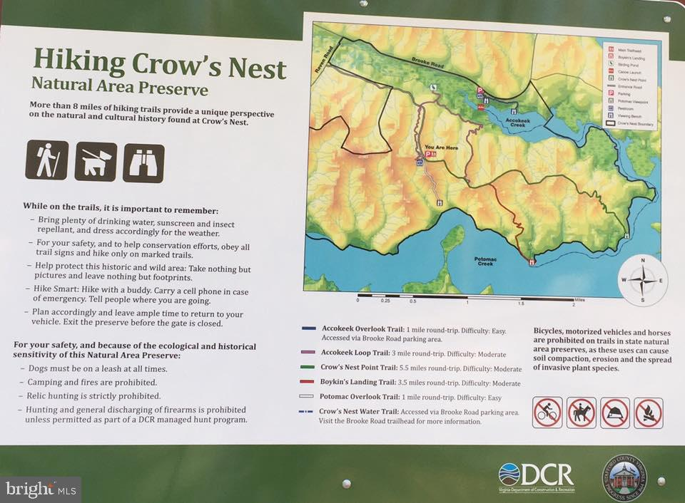 Hiking Trails - 5898 COVE HARBOUR, KING GEORGE