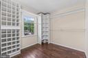 Primary Bedroom walk-in closet - 2514 LITTLE RIVER RD, HAYMARKET