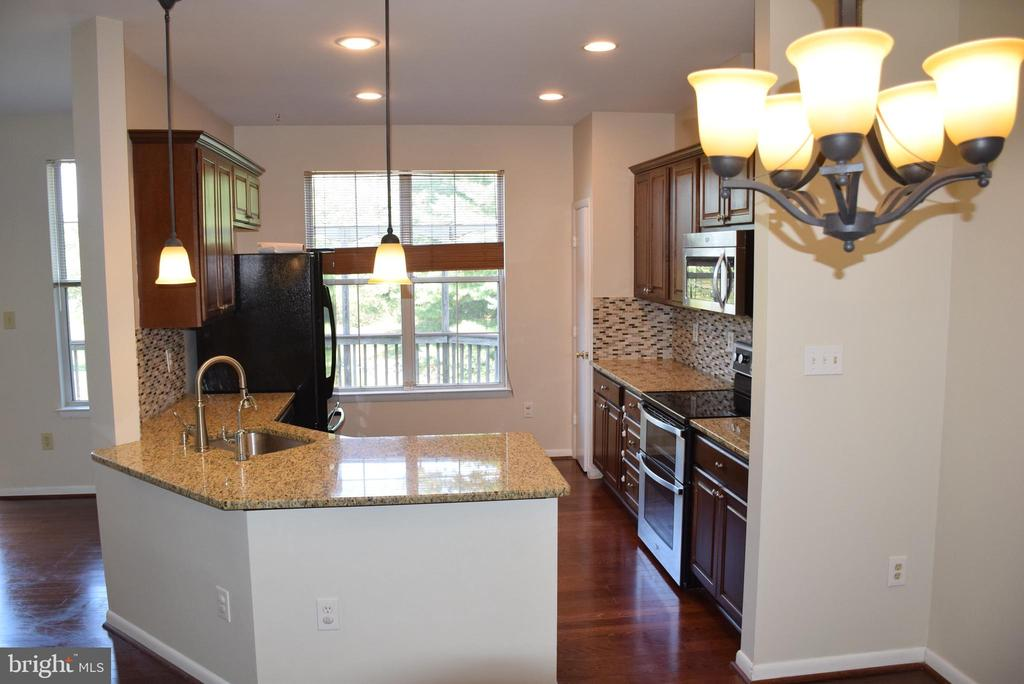 Lovely Kitchen - Renovated in 2016 - 44188 MOSSY BROOK SQ, ASHBURN