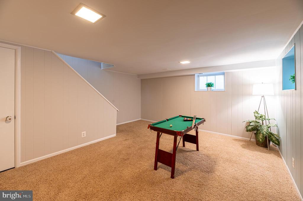 Recreation Room - 3543 S STAFFORD ST #A, ARLINGTON