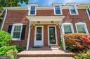 Front entry - 3543 S STAFFORD ST #A, ARLINGTON