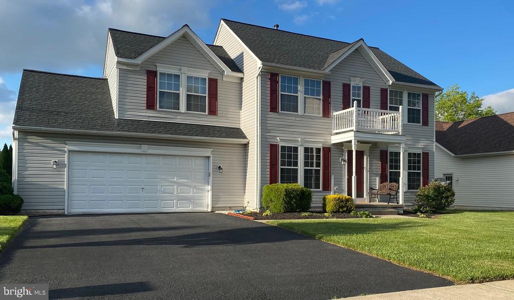 Exterior - 103 CROSSING POINTE CT, FREDERICK