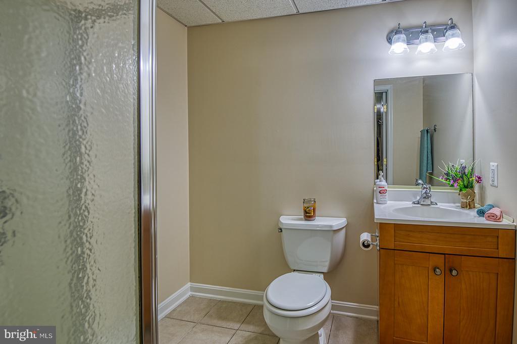 Full Basement Bathroom - 103 CROSSING POINTE CT, FREDERICK