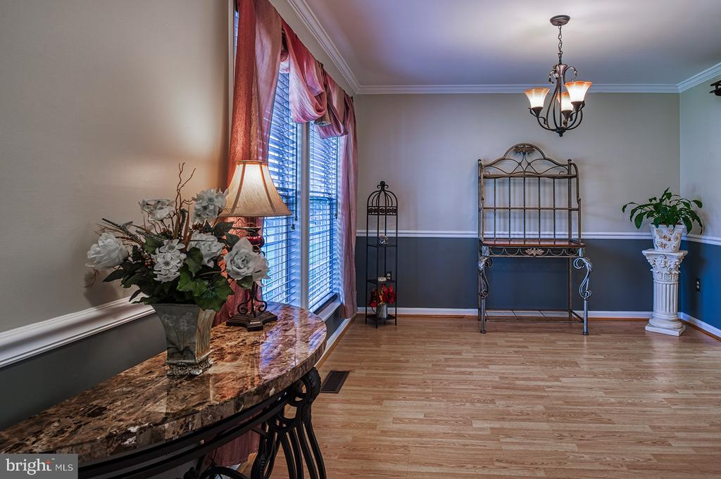 Dining Room - 103 CROSSING POINTE CT, FREDERICK