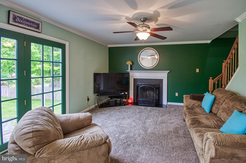Family Room - 103 CROSSING POINTE CT, FREDERICK