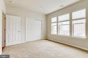 Large Double Closet and  Triple Windows - 20580 HOPE SPRING TER #207, ASHBURN