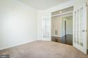 French doors and transom for light and privacy. - 502 APRICOT ST, STAFFORD
