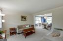 Formal Living/Dining Room - 20443 MIDDLEBURY ST, ASHBURN