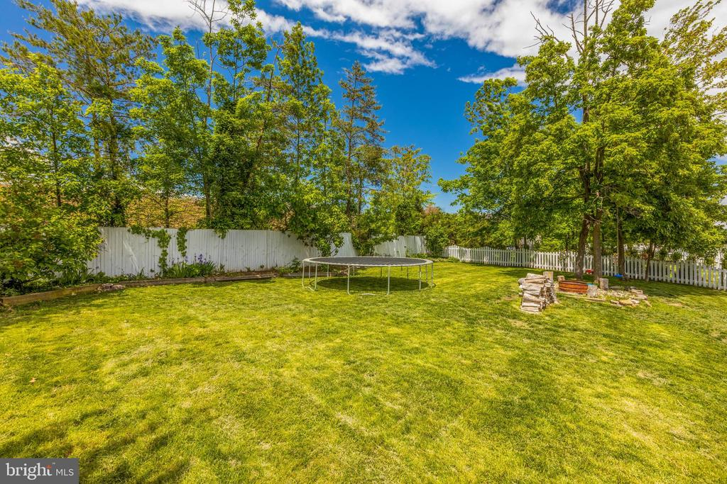 Fully Fenced in with Several Access Gates - 20443 MIDDLEBURY ST, ASHBURN