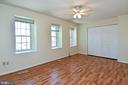 Gorgeous floors! - 6463 FENESTRA CT #50C, BURKE
